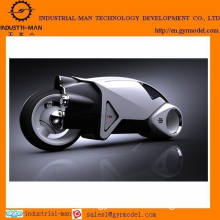 2014 New CNC Prototyping for Electrical Car Parts