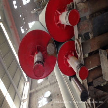 GRP frp pipe hydraulic collapsible mould