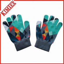 Kids Cute Winter Magic Warm Glove with Sublimation Printing