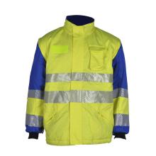 Revestimento protetor do flash do arco da segurança para uniformes dos soldadores