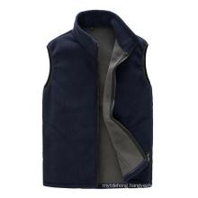 Spring Fleece Softshell Vest Outdoor Coat Unisex Sleeveless Jackets