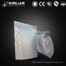 Aluminium-Folienbeutel mit Reißverschluss