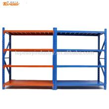 almacén industrial de almacenamiento en rack metal decking
