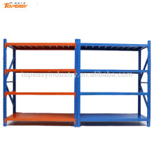 armazém industrial rack de armazenamento de metal decks