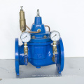 Water Supplier and Fire Fighting Pressure Sustaining Valve