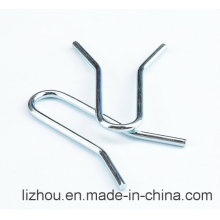 Large Coil Wire Forming with Blue-White Zinc Plating