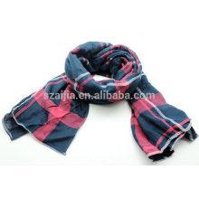 Echarpe en mousseline à manches 100% coton à manches longues