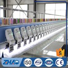 Máquina de alta velocidad computarizada plana del bordado de 27 cabezas para la venta