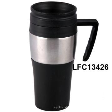 Auto-Becher und Edelstahl-Vakuum-Flasche (LFC13426)