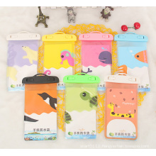 Fashion Lovely Cute PVC Waterproof Mobile Phone Cases (YKY7252)