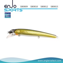 Angler Selecione Pescar Tackle Stick Isca com Vmc Treble Hooks (SB0810)