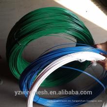 El mejor alambre revestido del PVC con precio barato
