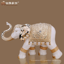 wholesale china brilliant quality home ornament large elephant statues