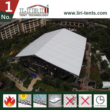 Carpa grande para exteriores de 1500 personas para eventos
