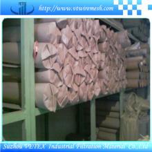 Malha de arame quadrada de aço inoxidável usada na mina
