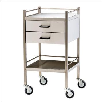 Krankenhauswagen mit Schubladen