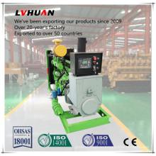 400В 300kVA 500 ква газовые электростанции генератор
