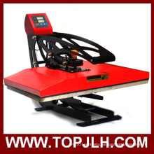 Hot Sublimation T Shirt High-Pressure Plain Heat Press Machine 25*100cm