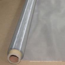 Malla de alambre tejida Hastelloy B2 C276 del cloruro sódico resistente para Marin Filter