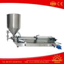 Máquina de rellenar de la salchicha del llenador de la mantequilla de la máquina de rellenar de la goma