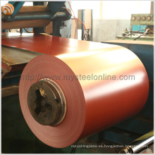 Cubiertas de metal corrugado Usado Galvalume Color Steel Coil de Jiangsu China