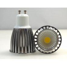 Nouvelle lampe à allumage en alliage d'aluminium 7W COB LED