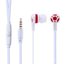 Auriculares baratos con cables planos para la promoción