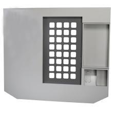 Изготовление металлических шкафов для промышленного оборудования из металла CRS на заказ