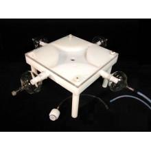 Стекло и ольфактометр ПТФЭ насекомых для изучения обоняния насекомых