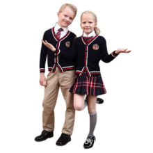 Boy's and girl's school uniforms, with logoNew