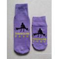 Trampoline Cotton Anti-Rutsch-Non-Skid-Socke Sport-Socke