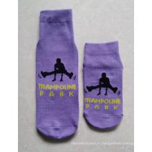 Chaussettes de sport anti-dérapantes antidérapantes antidérapantes