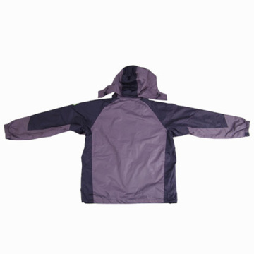 High Quality Hooded Waterproof Coat