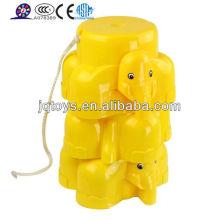 The elephant walking stilts for children