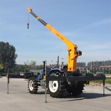 5 Ton Hydraulic Tractor Auger Crane