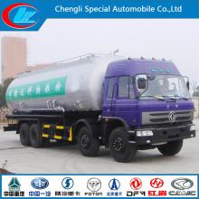 Dongfeng 21cbm 8X4 Bulk Powder Tank Truck 21000L Truck for Delivery Bulk Powder