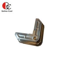 Presse électrique en acier galvanisé pour coin TDF