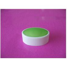 Tampões de parafuso oval de cor dupla