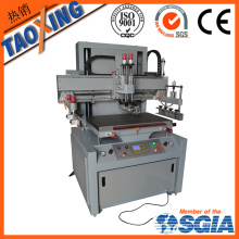 china manufacture sale directly TX-4060ST flat bed vertical Screen Printing Machine