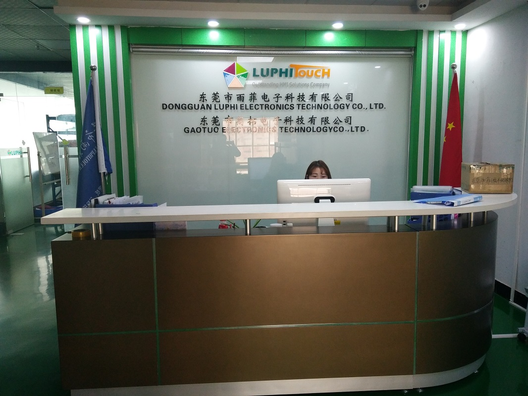 LUPHITOUCH Reception