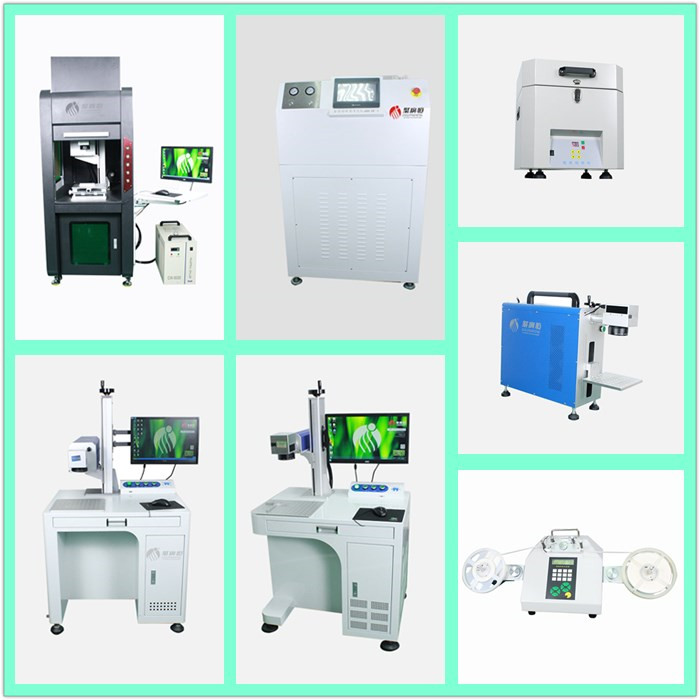 Laser Marker And Smt Machine