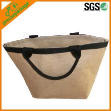 Eco wiederverwendbare Lebensmittel Jute Einkaufstasche