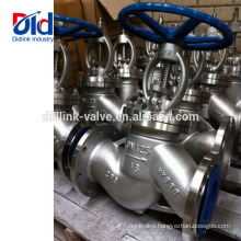 Needle Type Control 1 3 4 Angle Animation Din Pn16 Dn125 Ss304 Stainless Steel Steam Globe Valve Pdf