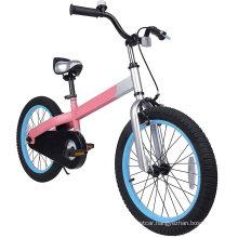3-9 Years Old 18 Inch Training Wheels Kickstand Kids Bicycle
