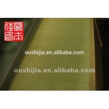 Хорошее качество латунная сетка экрана и красная медная проволока сетка и фосфористая бронза проволока сетки