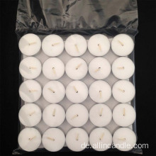 Unscented Tea Light Candles 6 bis 7 Stunden
