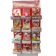 Pop Greeting Card Display Stand for Valentine Day