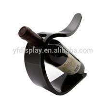 Affichage rouge acrylique fait sur commande de vin avec l'OEM / ODM