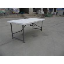 Mesa de dobramento ajustável de 4FT para uso de piquenique Whth Factory Price