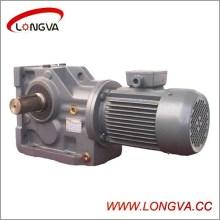 K Series Helical-Bevel Geared Motor